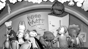 food party webserie